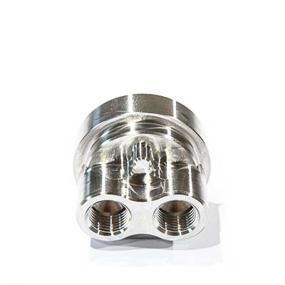 Stainless Steel Turned Parts Machined In The UK